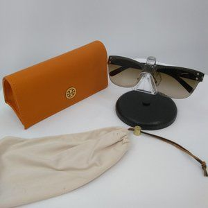 Authentic Tory Burch Women Sunglasses with Case